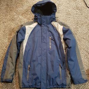 Weatherproof 32 Heat Mens Hydro Tech Jacket Size M